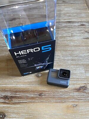 GoPro HERO 5 Camcorder - Black + case and accessories