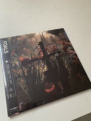 Foals - Everything Not Saved Will Be Lost Part 2  Vinyl Lp New 2019