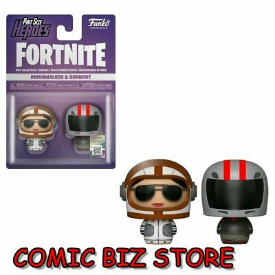 ***Mega Sale** Pint Size Heroes Fortnite Moonwalker/Burnout Figure