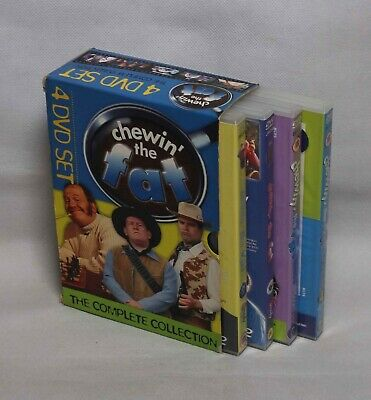 DVD Chewin the Fat the Complete Series