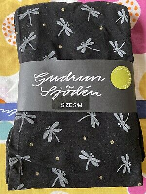 Gudrun Sjoden Dragonfly Tights Size S/M (10-14)