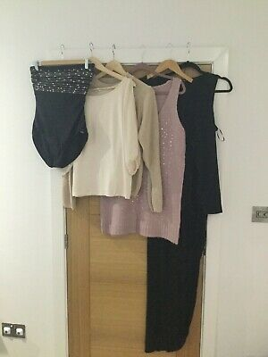 Ladies Size 16 Clothing Bundle - 6 items. ASDA, River Island, Marks and Spencer