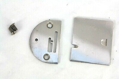 SINGER sewing machine finger plates from s/n ED785868  model 99k