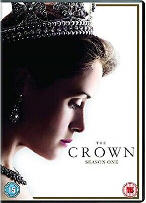 The Crown: Season One (DVD, 2017) New and Sealed #AZG
