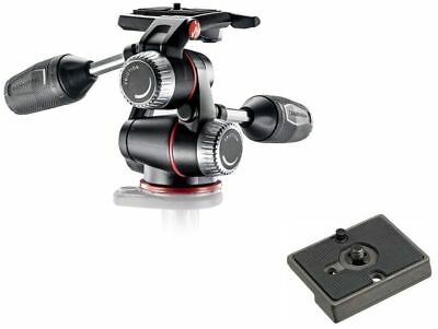 Manfrotto MHXPRO3W X-PRO 3-Way Head w/ 200PL Quick Release Plate