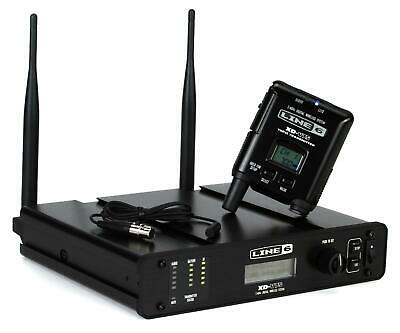 Line 6 XD-V75L Digital Wireless Lavalier Microphone System