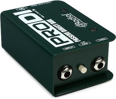 Radial ProDI 1-channel Passive Instrument Direct Box