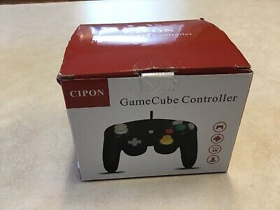 Gamecube Controller, CIPON 2 Pack Wired Controllers Classic NGC Gamepad Joystick