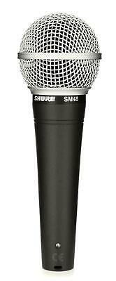 Shure SM48 Handheld Dynamic Vocal Microphone