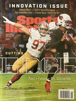 SPORTS ILLUSTRATED November 18/25, 2019 The Innovation Double Issue