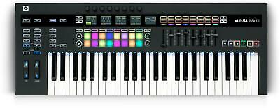 Novation 49SL MkIII Keyboard Controller with Sequencer