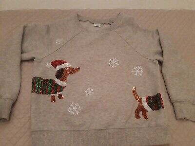 Next Christmas Jumper Size 9 Years