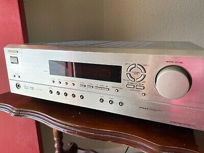 ONKYO HT-R410 HOME THEATER RECEIVER 100 watts RMS