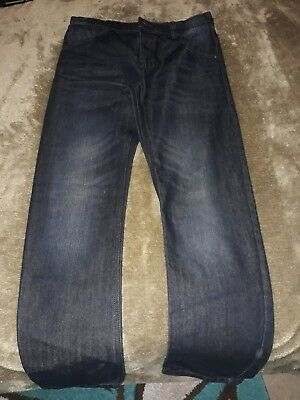 Boys Blue Jeans by Blue Zoo at Debenhams Age 13 Years