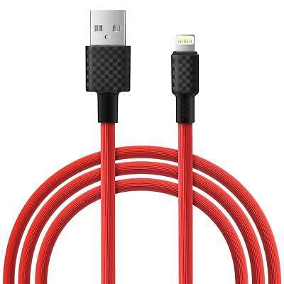 1m Rápida Cable de Carga apple IPHONE Ipod IPAD Lightning USB y Datos