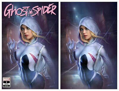 Spider-Gwen Ghost Spider Vol 2 #1 Shannon Maer Trade + Virgin Variant Pre Order