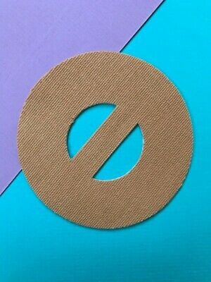 Extra Sticky Freestyle Libre Sensor Patches (10 Pack)