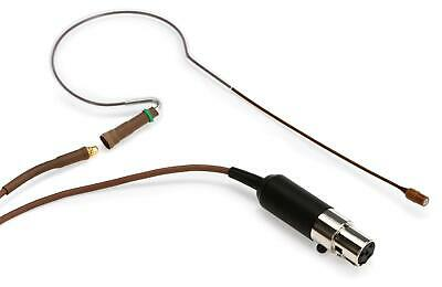 Countryman E6 Directional Earset for Shure - Speaking, Cocoa, 2mm
