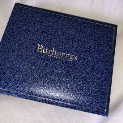 Burberry Compact Mirror, Powder Pad & Atomiser Refillable Perfume Bottle