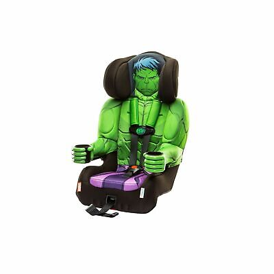 🔥KidsEmbrace Marvel Hulk Combination Booster Car Seat in Green🔥NEW