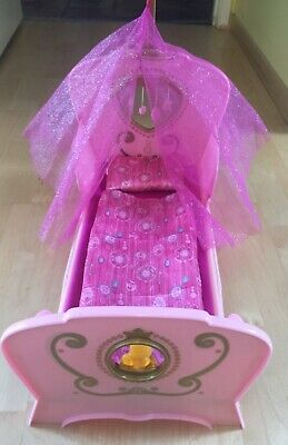 Baby Born Interactive Princess Canopy Bed