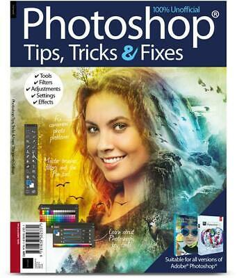 Photoshop Tips, Tricks & Fixes W45 9781838502331