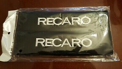 Recaro seat belt shoulder pad// Excellent condition and new// Must have//