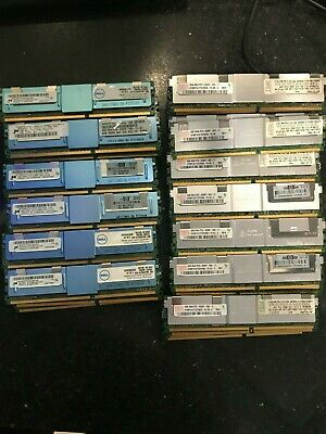 DDR2 Server ECC Ram 4gb pc2 5300F 555 11