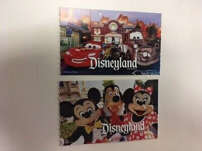 Two (2) Disneyland Tickets Disney California Adventure One Day One Park 3/15/20