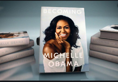 Becoming by Michelle Obama (Fast delivery)