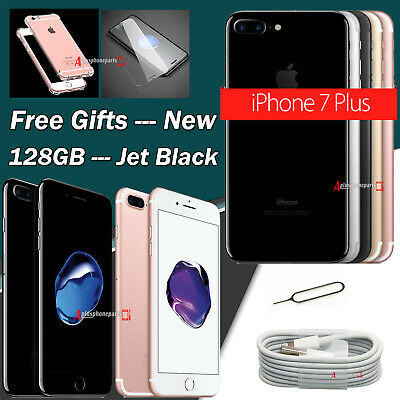 Smartphone Apple iPhone 7 Plus SIM Free New Unlocked 256GB 128GB 32GB ALL COLORS