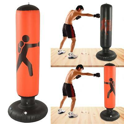 Free stand Punching Bag Boxing Set Adult/Kids Fitness Martial Art Training