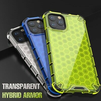 Hybrid Shockproof Armor Back Case For iPhone 11 Pro XS Max XR 8 7 6S+ Plus Cover