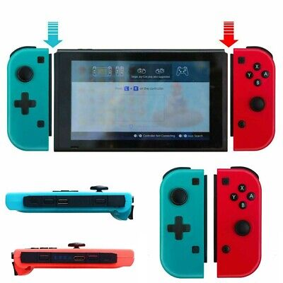 Wireless Pro Joy-Con Game Controller For Nintendo Switch Console Gamepad JoyPad#