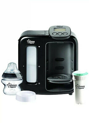 Tommee Tippee Perfect Prep Day & Night, Black Perfect Prep (Case Damaged)