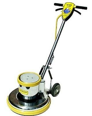 "Mercury 19"" 1.5 hp Floor Machine Includes Pad Holder NEW- USA MADE"