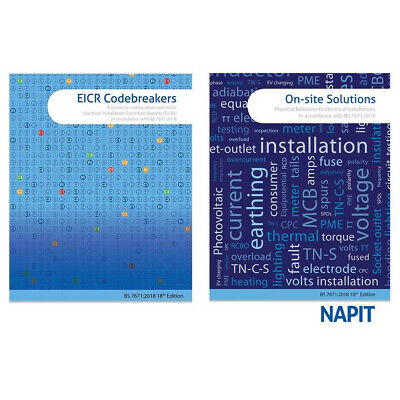 Napit Codebreakers & On Site Solutions Bundle