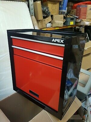APEX Tool Chest 8 Drawer Roller Cabinet Roll Cab Tool box Trolley