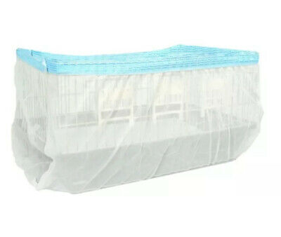 """Lot  of 40 Bird Cage Seed Catcher Guard Pocket Style Medium Wholesale 44"""" - 60 """""""