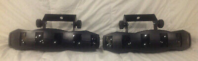 Pair Of Chauvet Derby X Light Units - Used - Excellent Condition