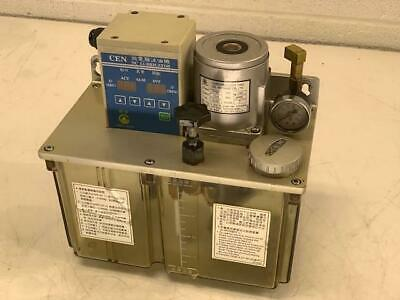 Chen Ying Automatic Lubricator, CEN NC TYPE, 220 V, Mfg'd: 2005, Used, Warranty