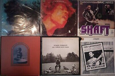 "12"" Vinyl LP LOT #1 YOU PICK - ROCK POP FUNK R&B Country- Combined Ship $5"