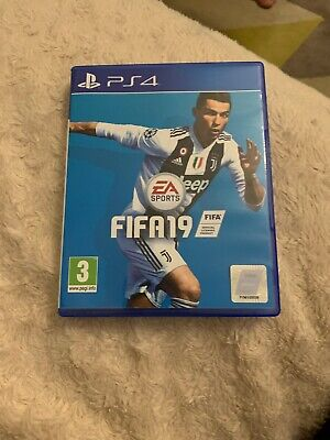 Fifa 19 Ps4 Mint Condition