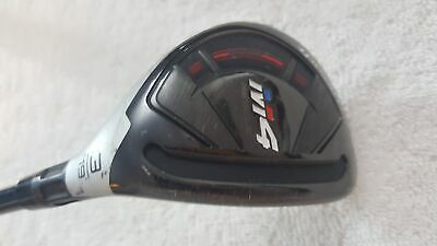 Used TaylorMade M4 2018 - 3 Hybrid 19* - Fujikura Atmos Red 6 - Regular - RH