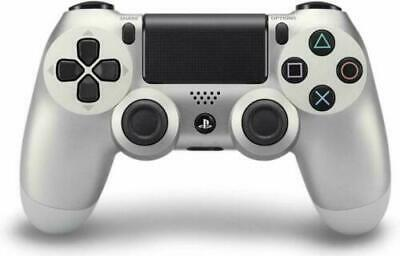 NEW Sony Playstation4 PS4 Dualshock4 2nd Generation Wireless Controller (Silver)