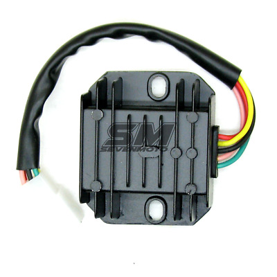 Voltage Regulator Rectifier Lima for GY6 4 Stroke China Scooter Hardware Store