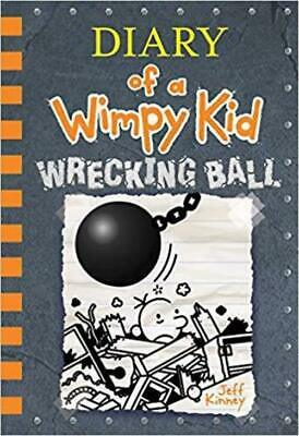 Wrecking Ball (Diary of a Wimpy Kid Book 14) (HARDCOVER)