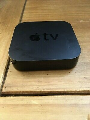 Apple TV 3rd generation (Rev A) Model A1469 - Power cable and 3rd party remote