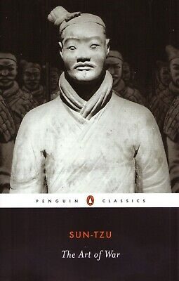 The Art of War by Sun Tzu - Paperback Book -  FREE Delivery
