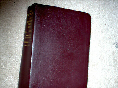 Tyndale LIFE APPLICATION STUDY BIBLE Brown Leather Large Print 2nd ed